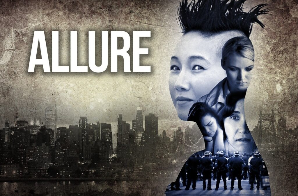 Feature film ALLURE released on Video on Demand